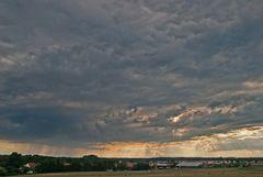 Urlaubsbild 1: Wetter macht Landschaft