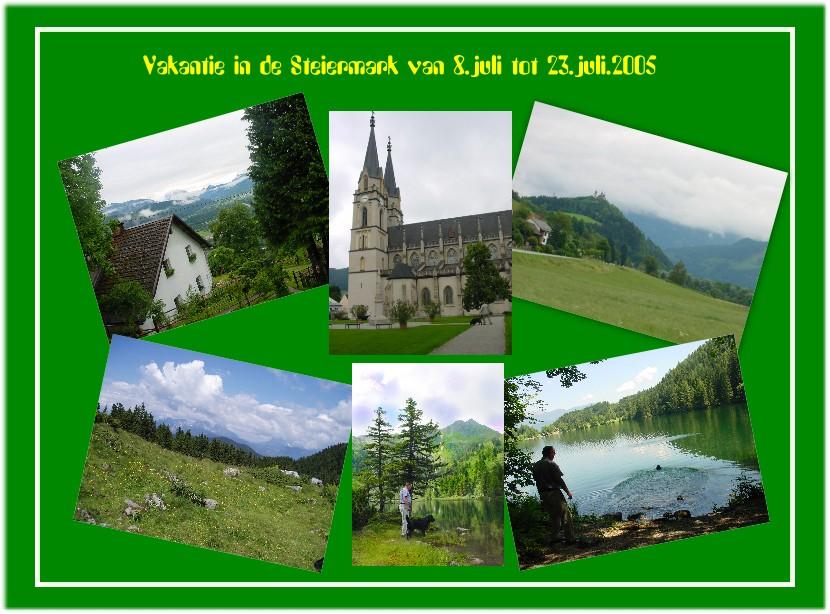 Urlaubsgrüsse aus der schönen Steiermark