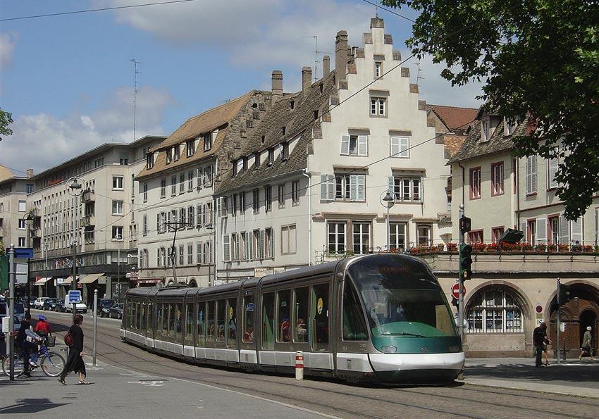 Urlaubsserie 1108 - Strasbourg