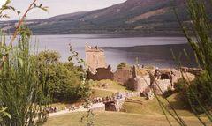Urquhart Castle, near to Drumnadrochit.