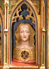 Ursula-Retabel des Klosters Marienstatt
