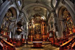 Ursulinenkirche / Linz