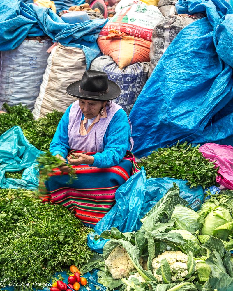 Urubamba Market #8