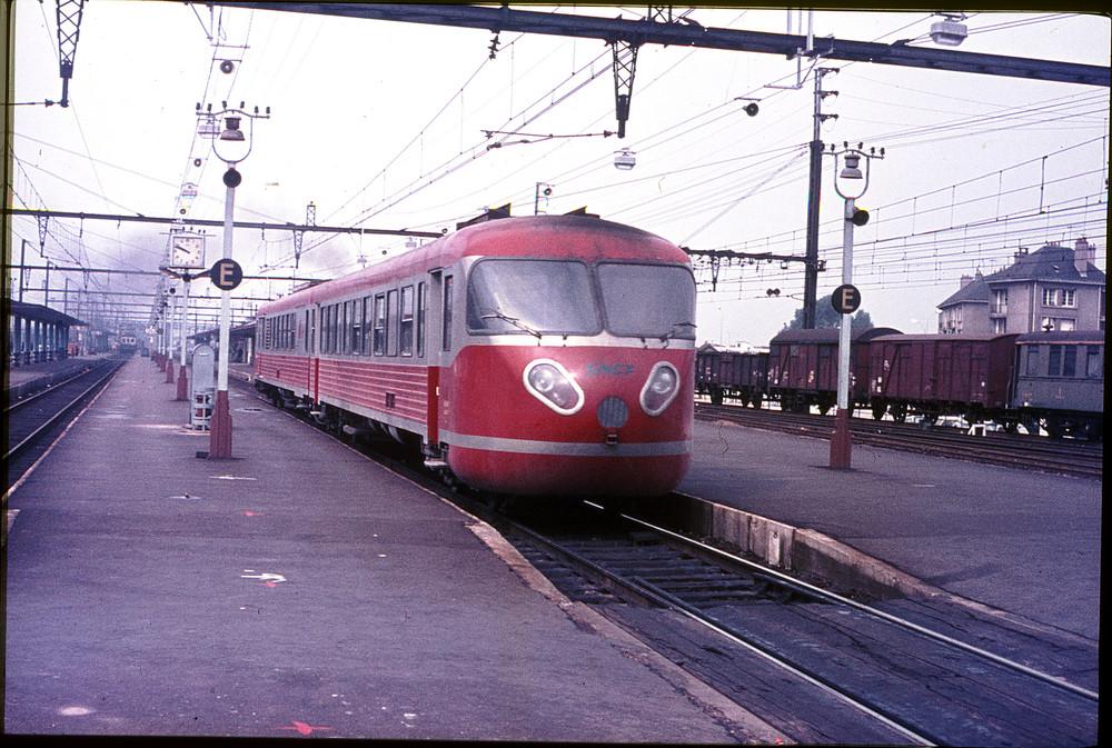 Urvater des TGV