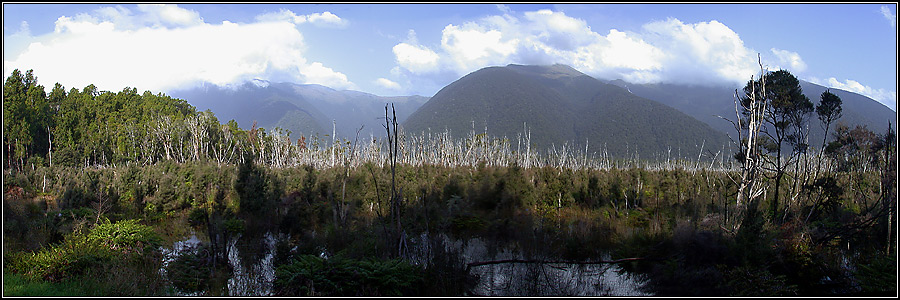 Urzeitliche Landschaft