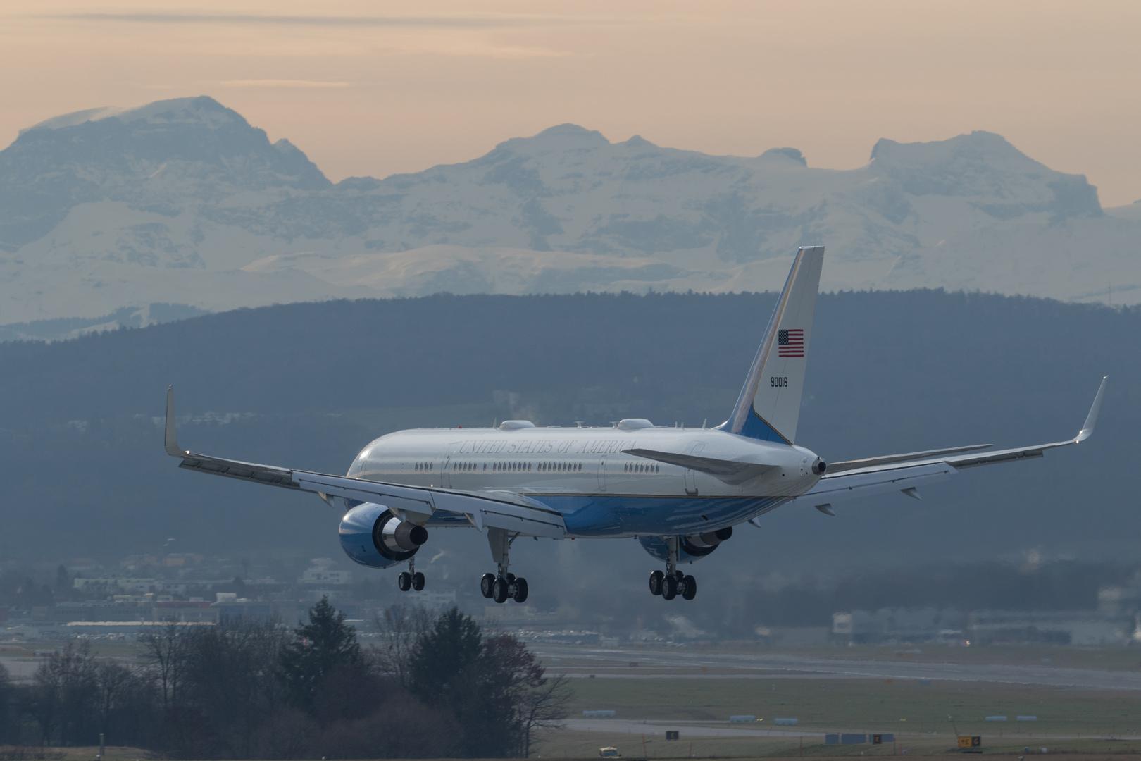 US AIR FORCE 90016