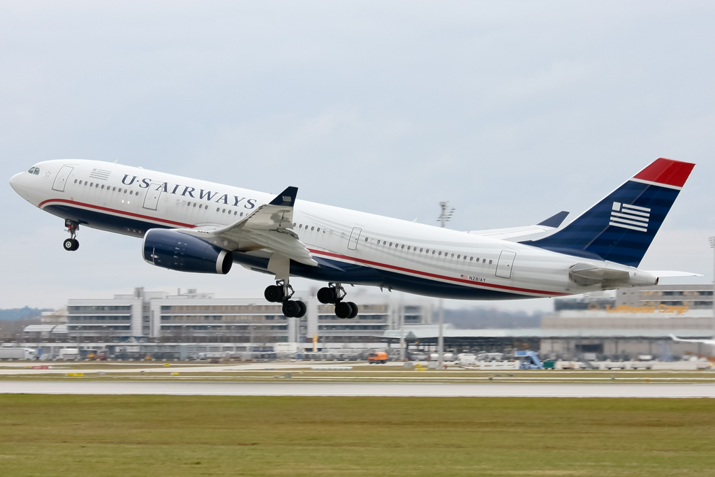 US-Airways A330