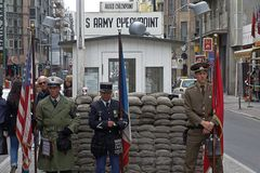 US ARMY Checkpoint - Berlin