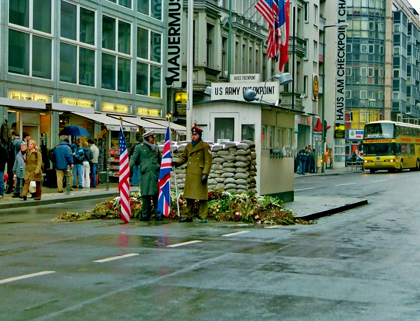 US Army Checkpoint (Berlin)
