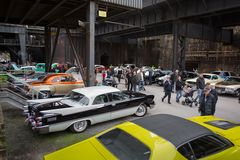US Car Treffen im Landschaftspark Duisburg-V05