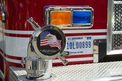 US Firetruck
