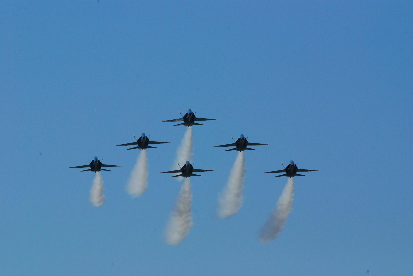 U.S. Navy Blue Angles 2