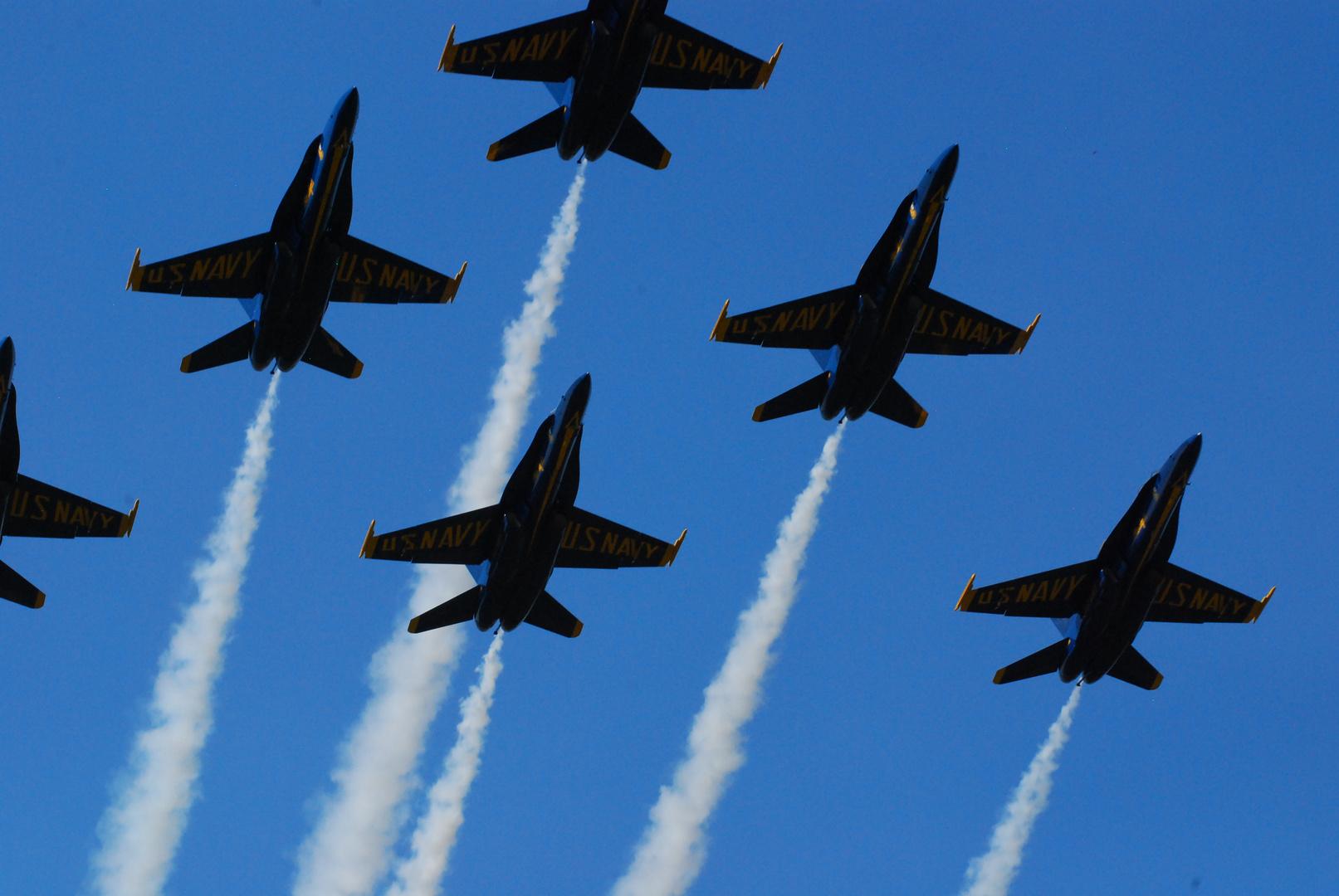 U.S. Navy Blue Angles 3