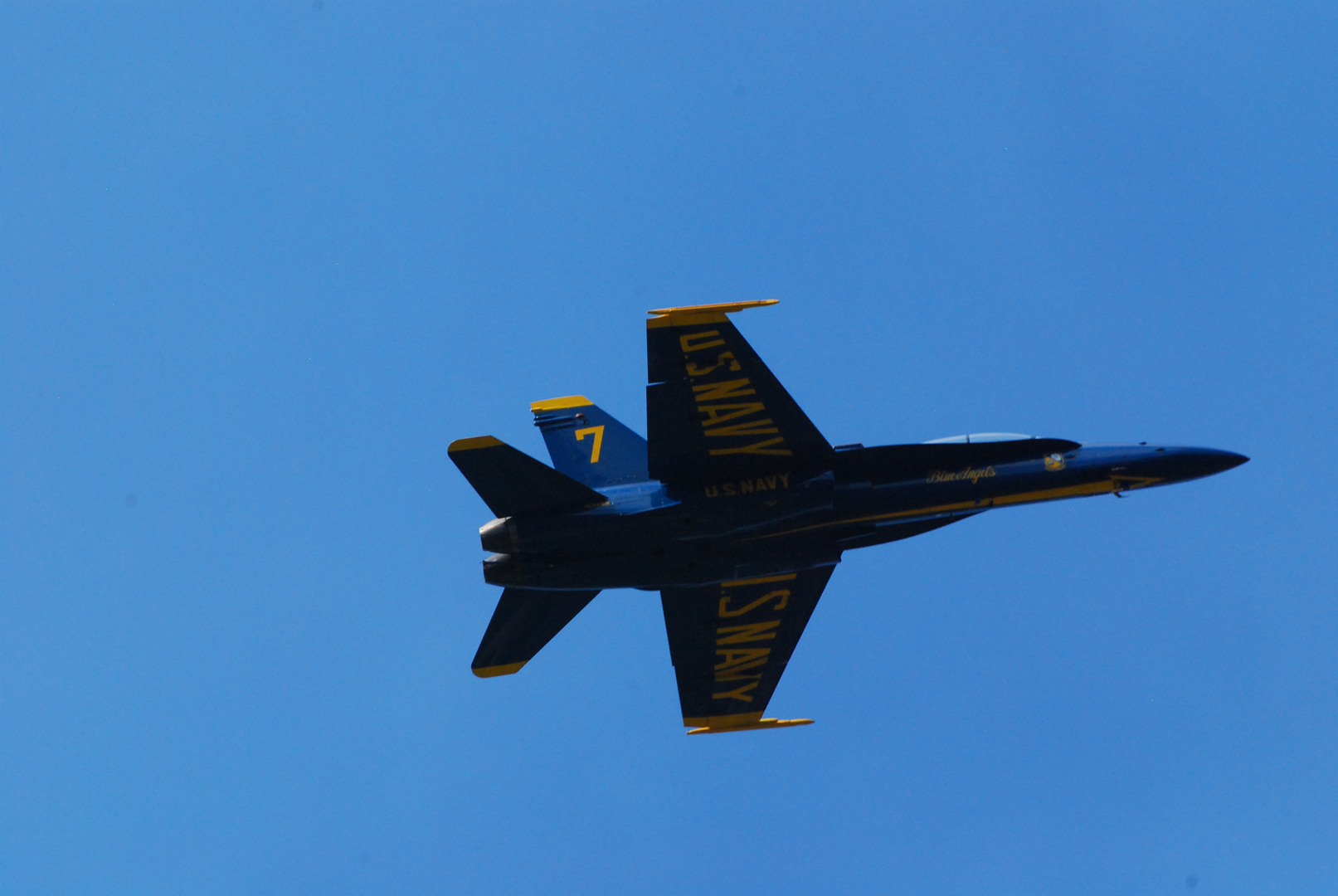 U.S. Navy Blue Angles