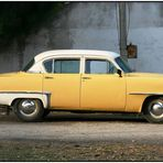 "US - Oldtimer in Cuba / ""Mein"" Plymouth Cranbrook"