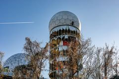 US-Radome / Search Tower