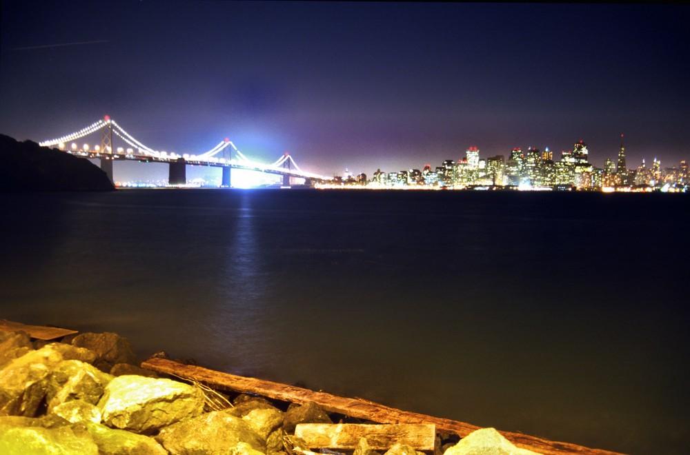 USA 2001 - SAN FRANCISCO BY NIGHT
