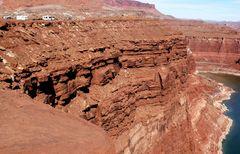 """USA 2011 - Autorundreise """"Grand Circle"""" - Eindrucksvolle Dimensionen am Glen Canyon"""