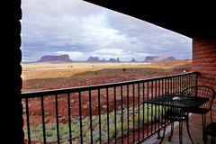 """USA 2011 - Autorundreise """"Grand Circle"""" - Schöne Aussicht auf das Monument Valley"""