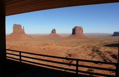 "USA 2013 - Rundreise ""Grand Circle"" (12) - Monument Valley"