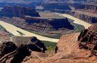 "USA 2013 - Rundreise ""Grand Circle"" (6) - Dead Horse State Park"