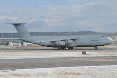 USA - Air Force Lockheed C-5M Super Galaxy 85-0007