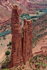 USA - Arizona - Canyon de Chelly - Spider Rock