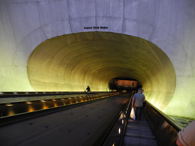 Subway Umgebung
