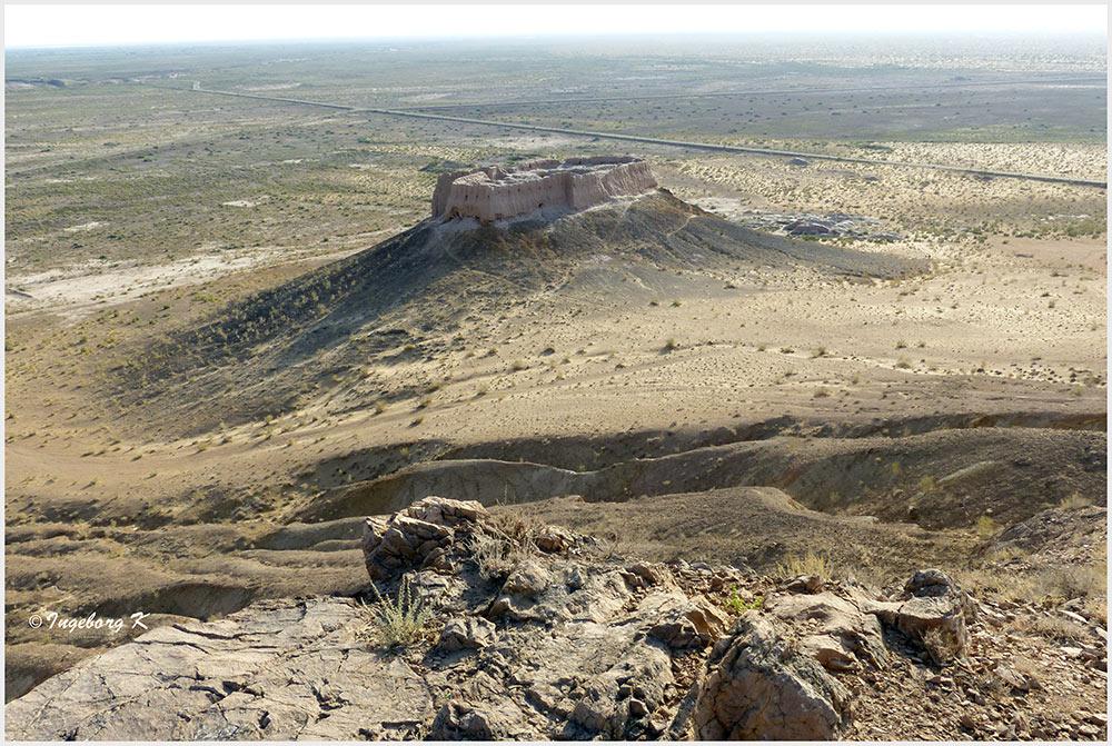 Usbekistan - Ajaz Kale 2