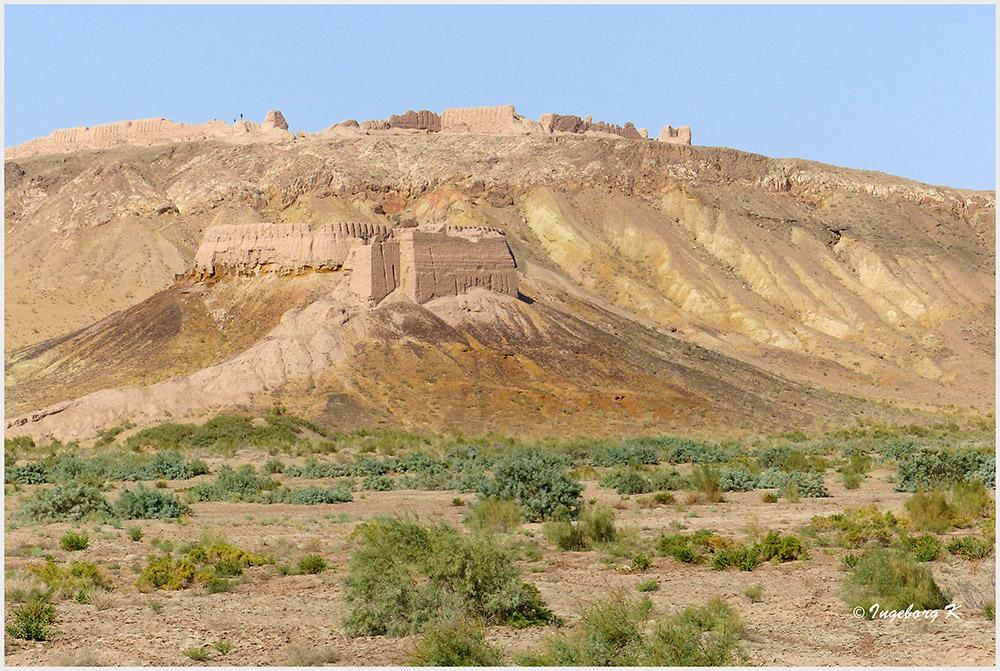 Usbekistan - Ajaz Kale