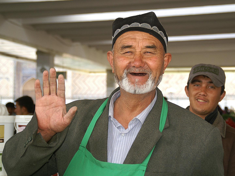 Usbekistan läßt grüßen