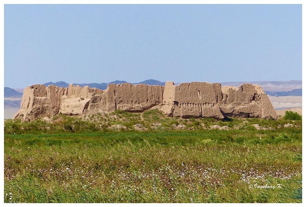 Usbekistan - Toprak Kala