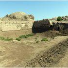 Usbekistan - Toprak Kala - Festungsreste