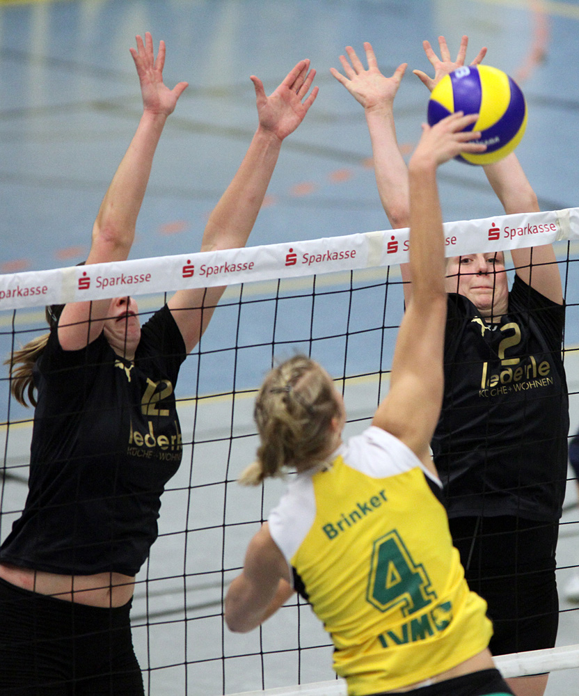 USC Münster – Allgäu Team Sonthofen (2)