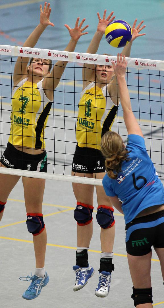 USC Münster II – SCU Emlichheim (1)