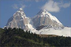 """""""uschba"""" - der könig des kaukasus"""