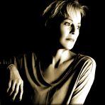 Uschi - Foto meiner FB-Freundin Uschi in der BEA von mir mit PaintShop - VIII