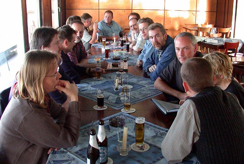User Treffen in Köln Rodenkirchen am 14.05.2002 (3)