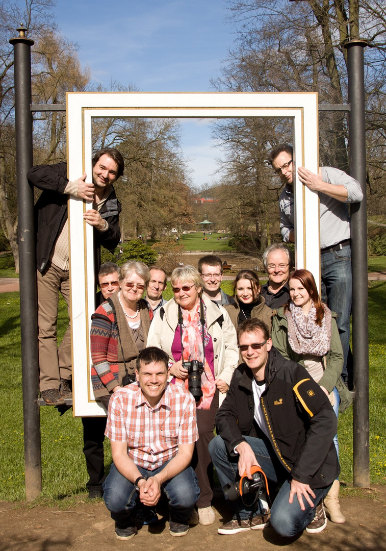 Usertreffen der FC Gruppe Unterfranken in Fulda