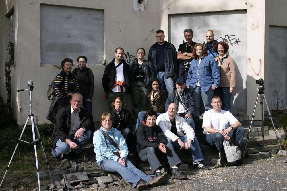 Usertreffen in Spenrath am 30. Sept. 2007