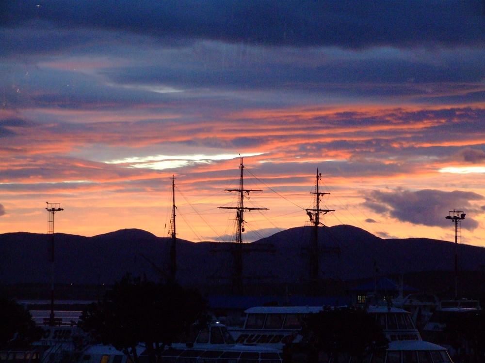 Ushuaia fine del mundo