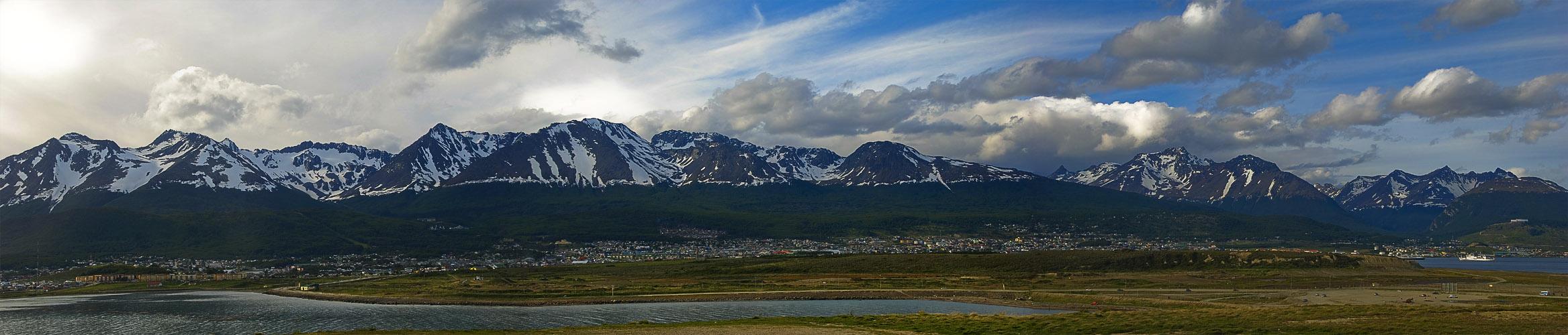 Ushuaia - Panorama -