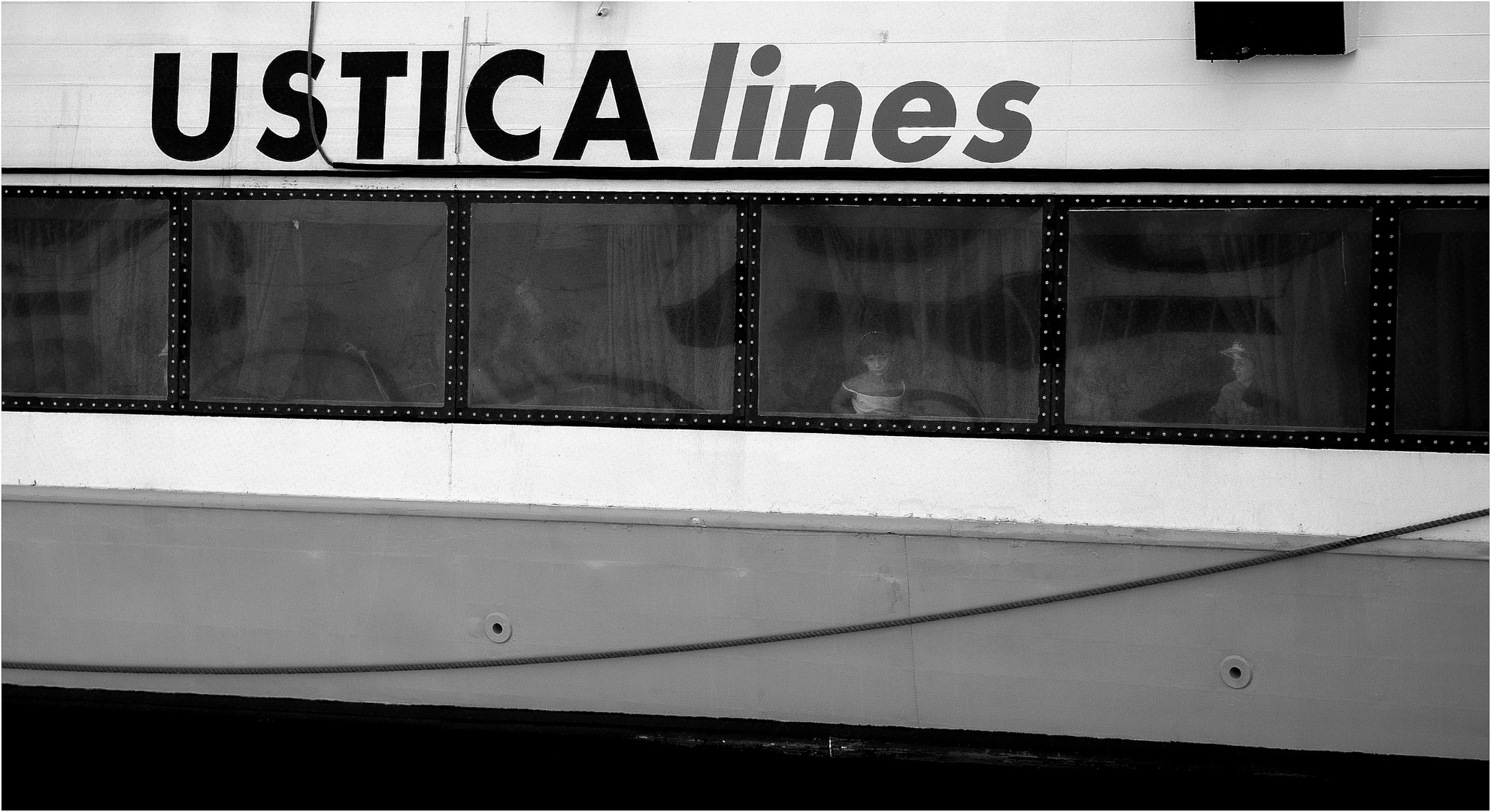 USTICA lines