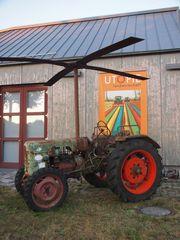 Utopie Landwirtschaft