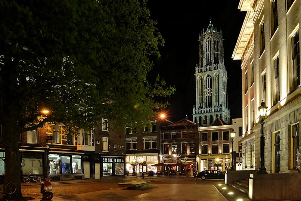 Utrecht - Domtoren