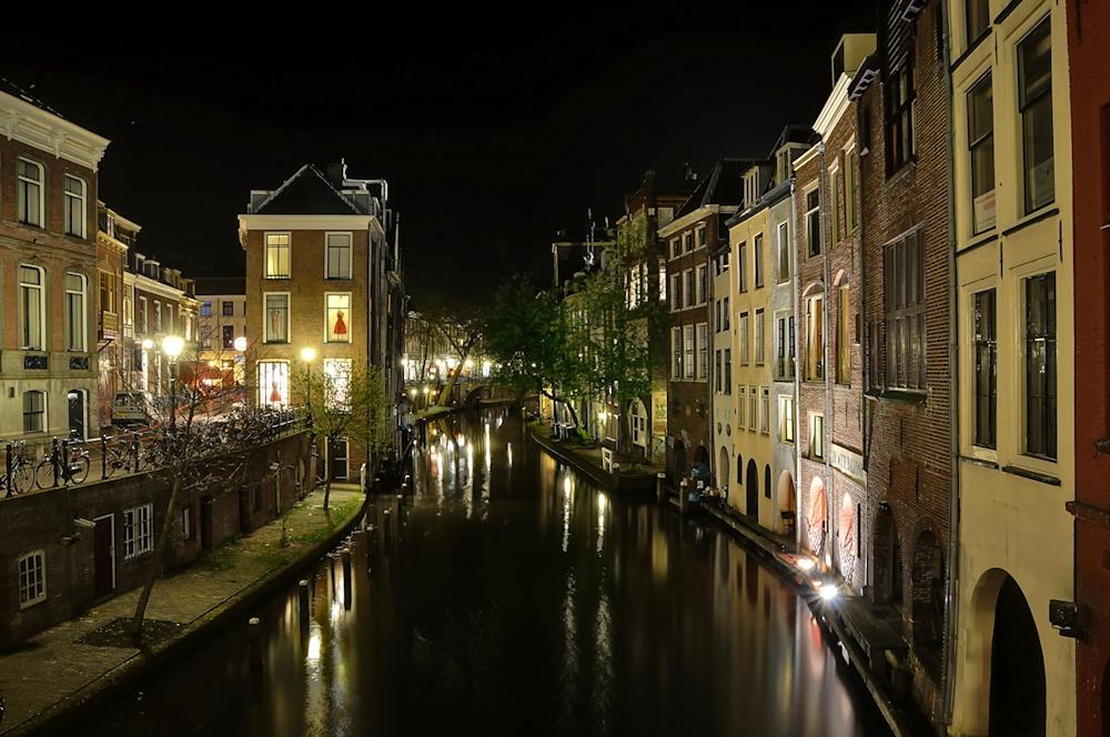 Utrecht - Oudegracht 2