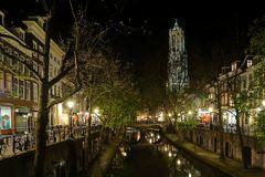 Utrecht - Oudegracht 3