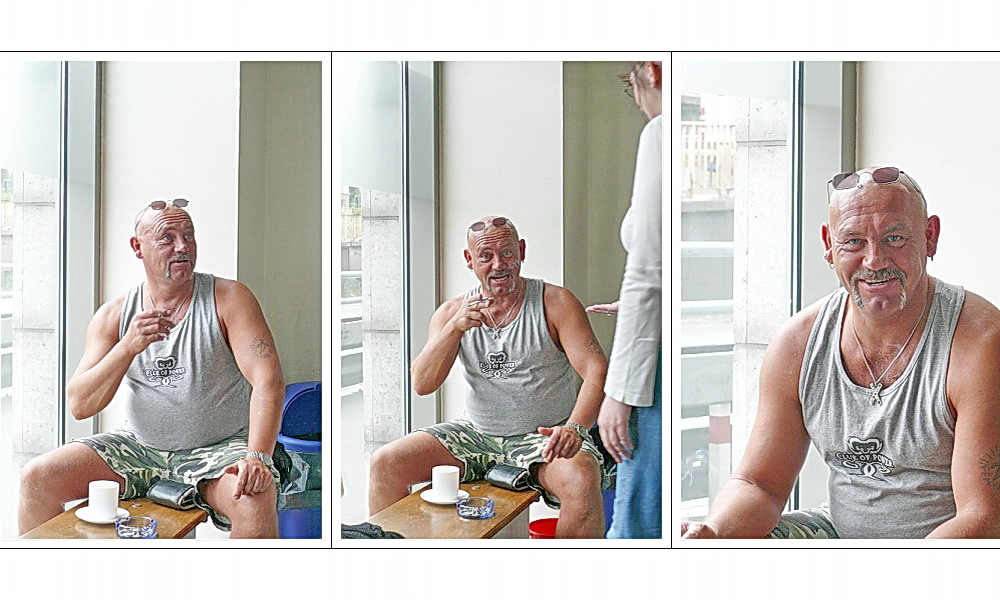 Uwe as an expressive person 01