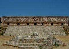 uxmal, palais maya