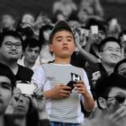 uyghur kid in urumqi china